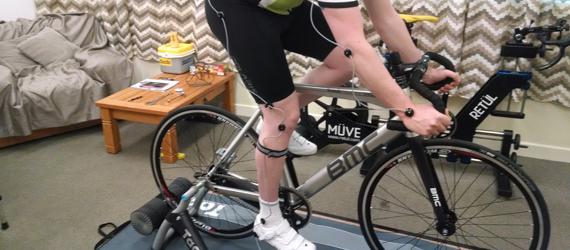 Initial Bike Fitting Capture